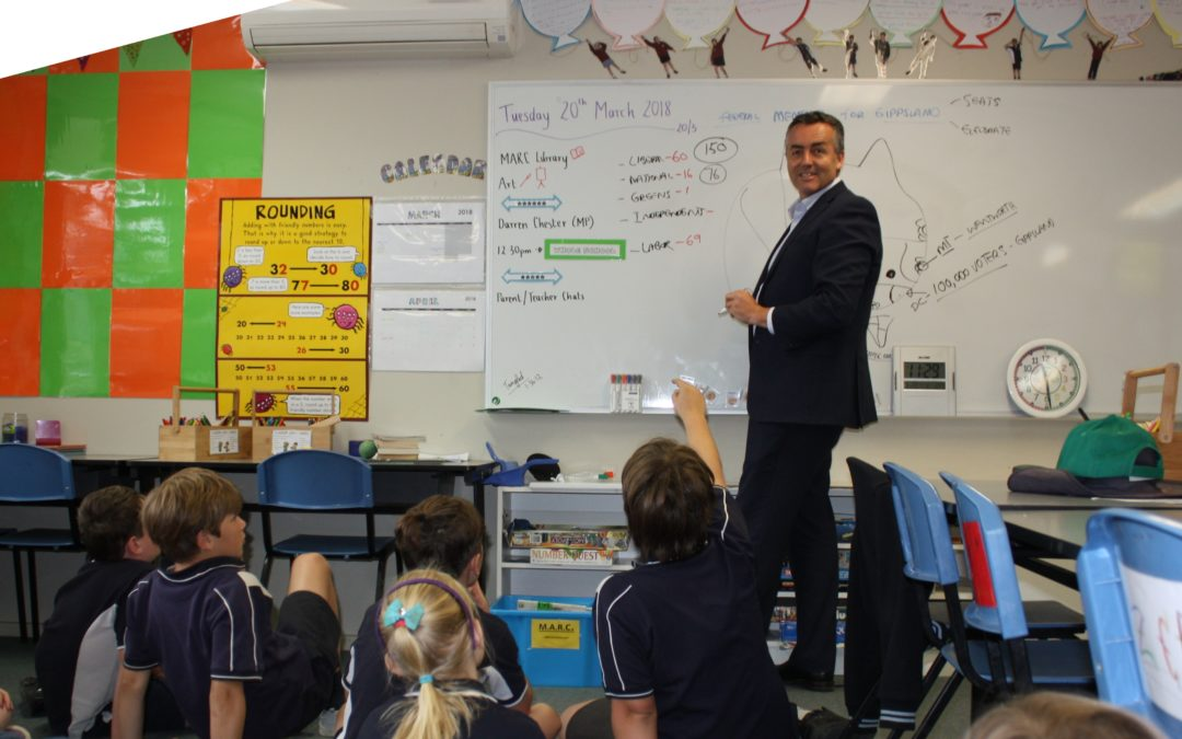 HELPING GIPPSLAND STUDENTS TO REACH THEIR POTENTIAL