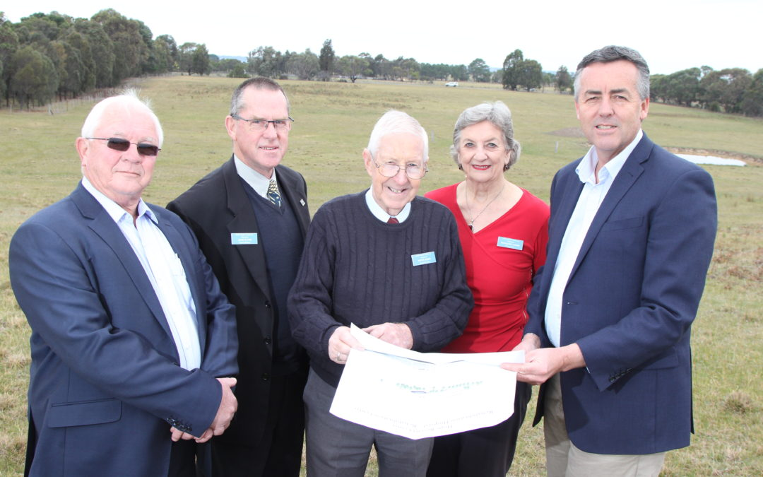 STATE FUNDING FOR HOPE CENTRE A WIN FOR COMMUNITY