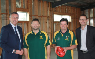 $300,000 TO COMPLETE TRARALGON WEST PAVILION