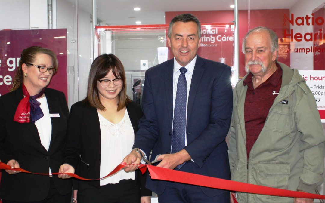 NATIONAL HEARING CARE OPENS NEW STORE IN SALE