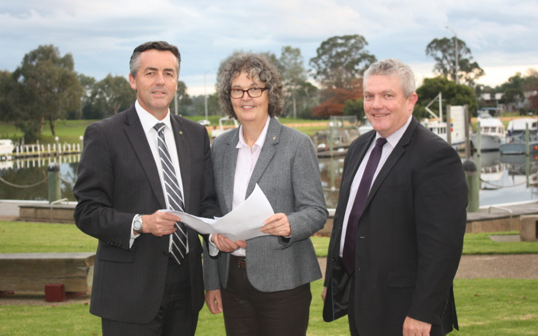 THREE COUNCILS SHARE $20.3M FROM FEDERAL GOVERNMENT