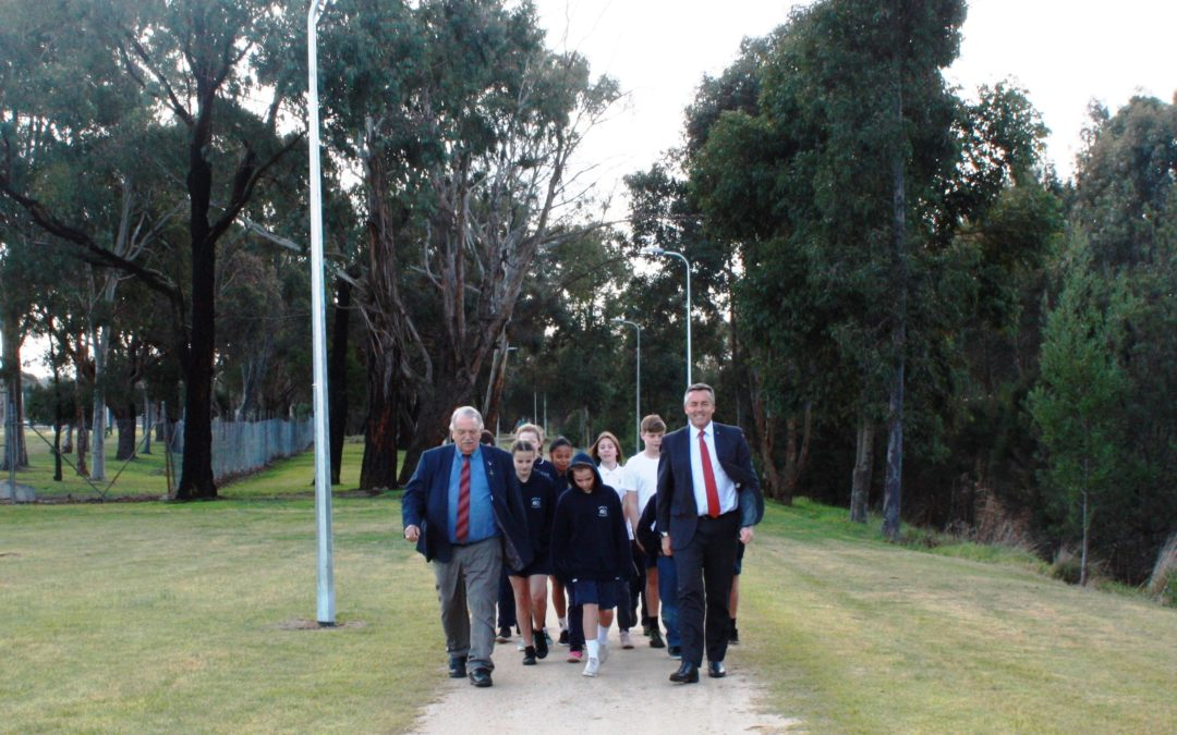 SHEDDING A LIGHT ON HEALTH AND SOCIAL CONNECTIVITY AT WATERHOLE CREEK