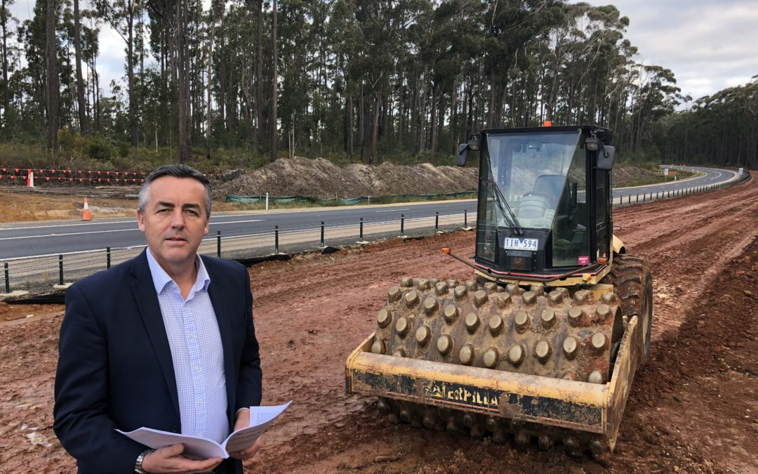 IMPROVING SAFETY ON THE PRINCES HIGHWAY