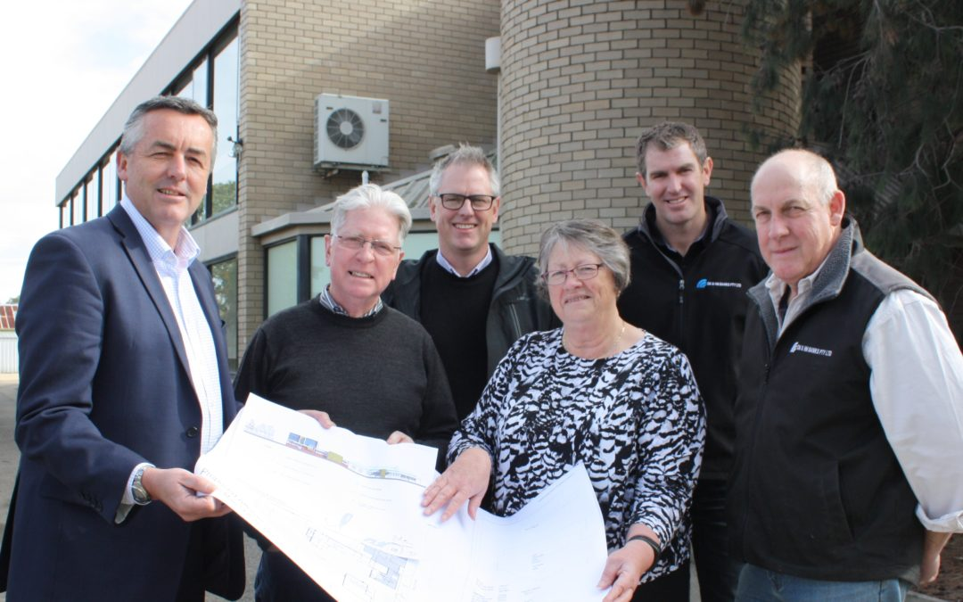 MILLION DOLLAR WORKS TO COMMENCE IN BAIRNSDALE