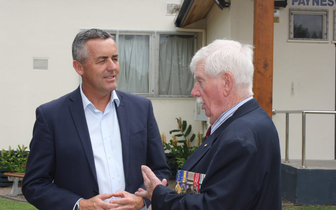 PAYNESVILLE TO COMMEMORATE THE END OF THE GREAT WAR