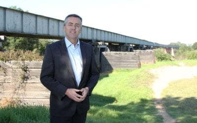 HAVE A SAY ON NEW $95 MILLION AVON RIVER RAIL BRIDGE FOR STRATFORD