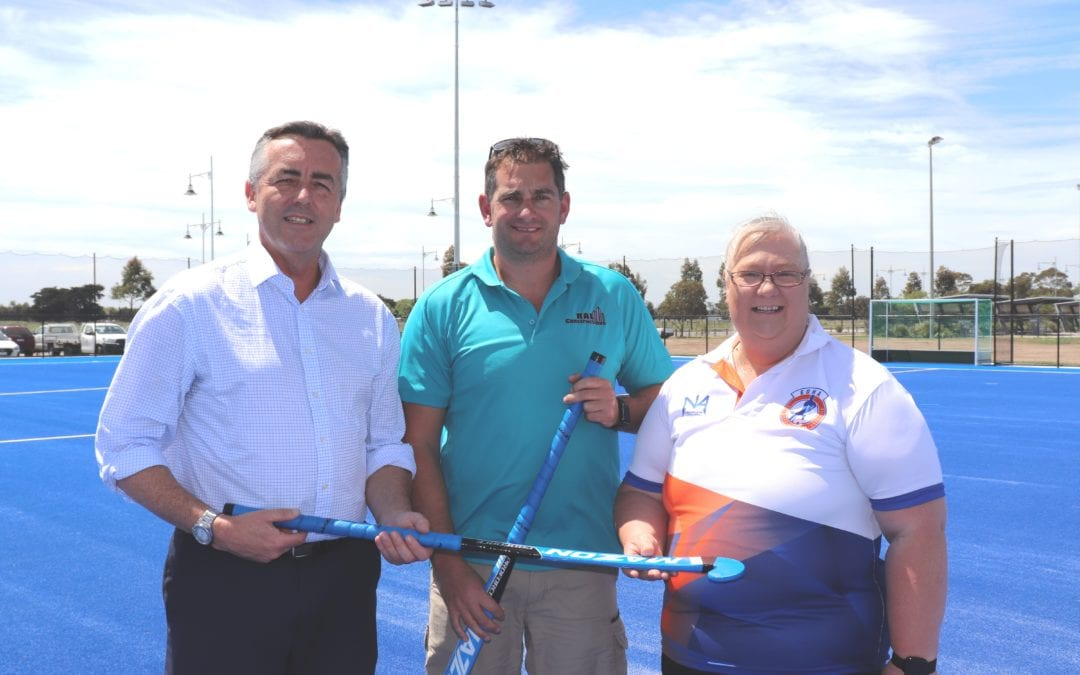 NEW SPORTS VENUE RAISES THE BAR IN GIPPSLAND