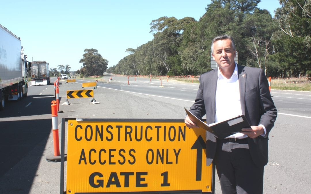 FINAL STAGES OF PRINCES HWY