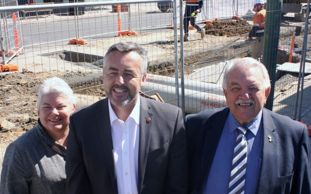 MORWELL CBD REVITALISATION WORKS TO START