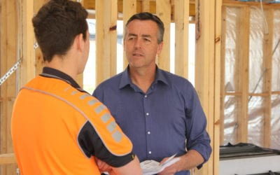 WAGE SUBSIDY TRIAL FOR LOCAL APPRENTICES AND BUSINESSES