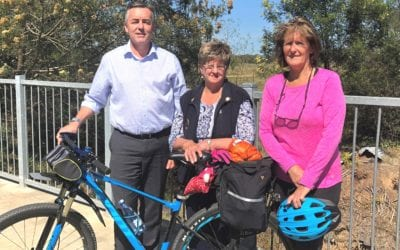 $267,000 FOR GIPPSLAND PLAINS RAIL TRAIL