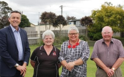 FUNDING SOUGHT FOR MORWELL CROQUET CLUB UPGRADE