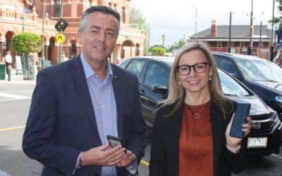 NEW PHONE TOWER SWITCHED ON AT TRARALGON SOUTH