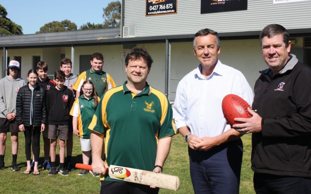 WORK TO BEGIN SOON ON TRARALGON WEST PAVILION