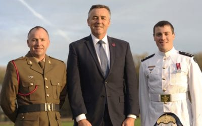 BAIRNSDALE AND LAKES ENTRANCE LINK TO TYNE COT CEREMONY