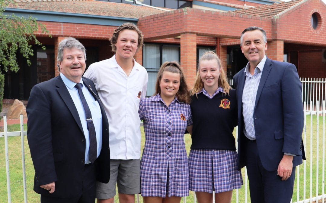 $1 MILLION FOR NEW CLASSROOMS AT CATHOLIC COLLEGE SALE