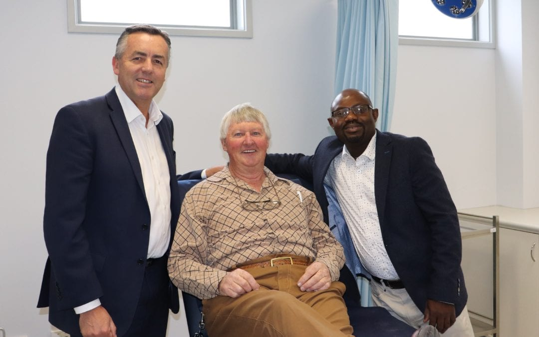 NEW MEDICAL CENTRE OPENS IN STRATFORD