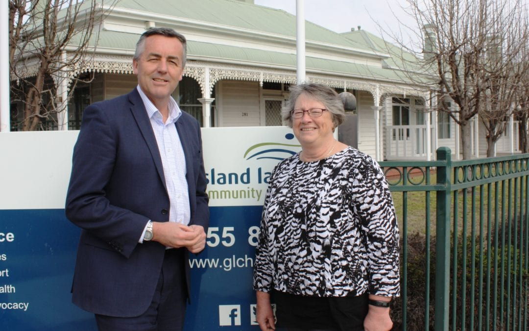 WORK BEGINS AT GIPPSLAND LAKES COMMUNITY HEALTH