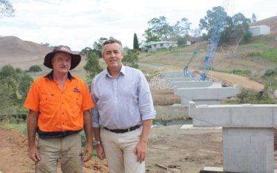 $800,000 FOR THREE NEW BRIDGES IN FAR EAST GIPPSLAND