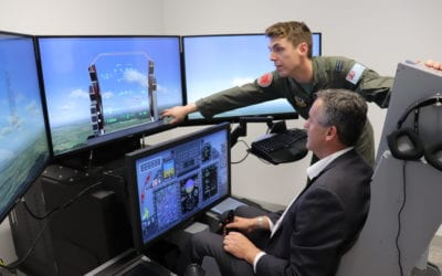 CLASSES TO BEGIN SOON FOR FIRST EAST SALE FLYING SCHOOL PILOTS