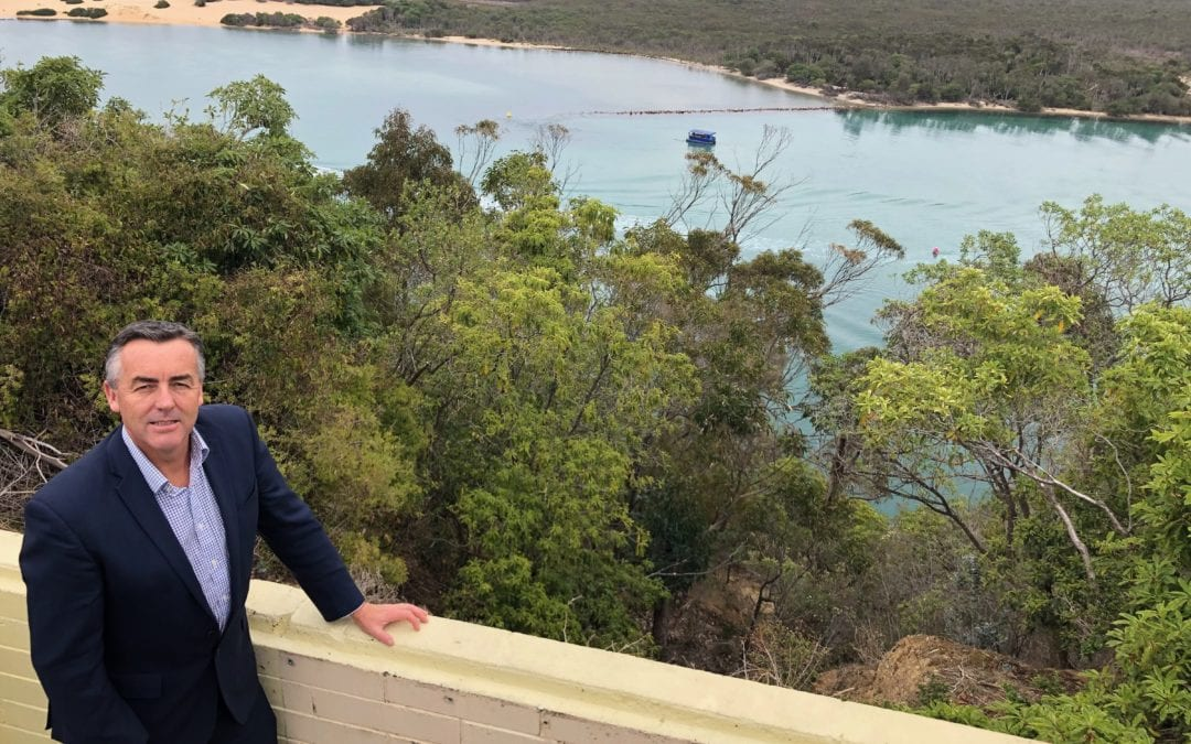 FUNDING FOR JEMMY'S POINT VIEWING PLATFORM SOUGHT