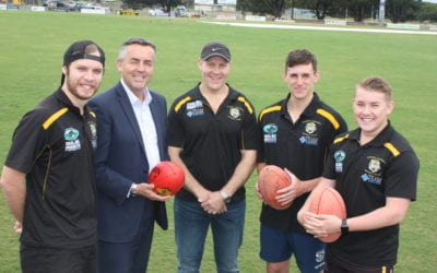 CONTRACTOR APPOINTED FOR SYNTHETIC OVAL