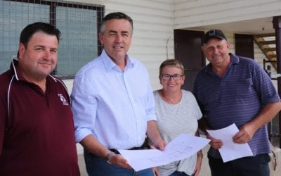 $360,000 FOR NEW CHANGEROOMS AT LAKES REC RESERVE