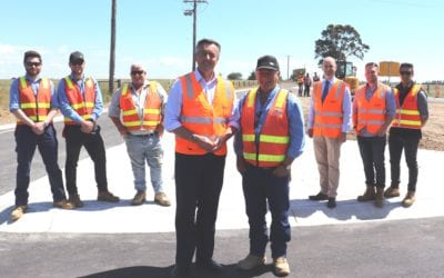 PRINCES HIGHWAY DUPLICATION OPENS FOR CHRISTMAS