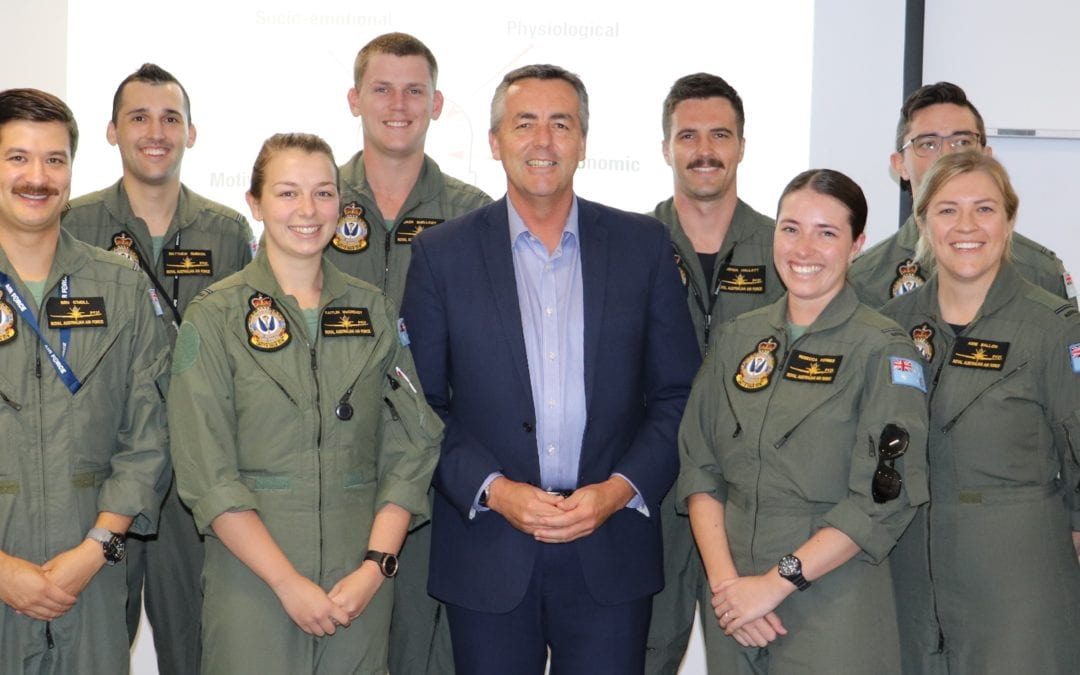 CLASSES BEGIN FOR FIRST ADF TRAINEE PILOTS AT EAST SALE