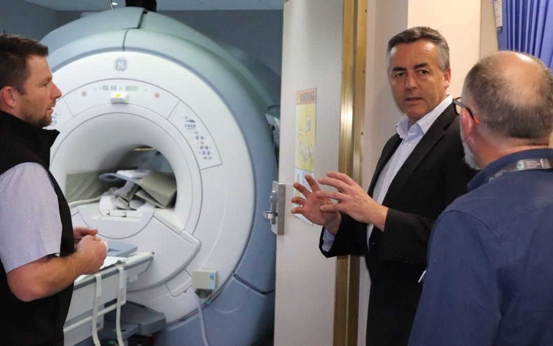 STRONG DEMAND FOR BULK-BILLED MRIs AT SALE