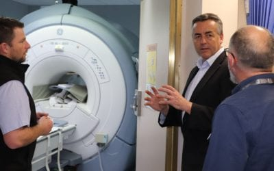 STRONG DEMAND FOR BULK-BILLED MRIs AT SALE