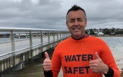 PLEA TO STAY SAFE AROUND THE WATER THIS SUMMER