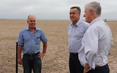 GIPPSLAND'S DROUGHT IS WORSENING, CHESTER TELLS PARLIAMENT