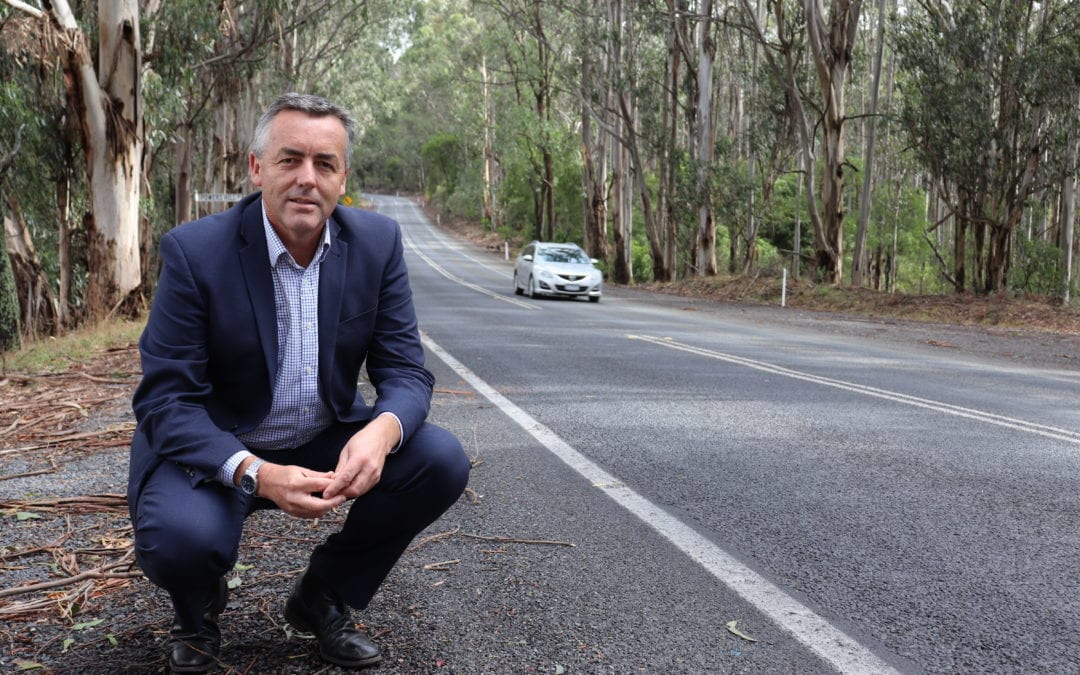 MORE TO BE DONE TO IMPROVE HYLAND HIGHWAY SAFETY