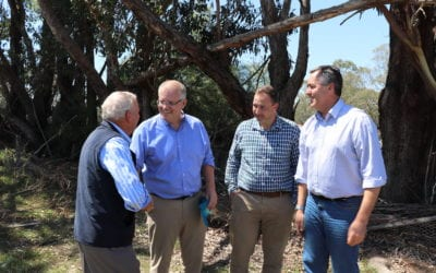 $31 MILLION FOR MACALISTER IRRIGATION DISTRICT