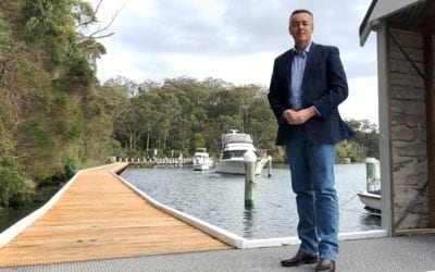 METUNG'S NEW BOARDWALK AN INSPIRATION FOR OTHER TOWNS