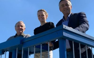 NEW $1.5 MILLION VIEWING PLATFORM FOR LAKES ENTRANCE