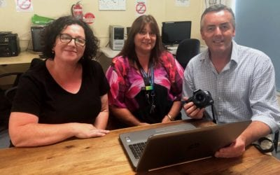 NEW TECHNOLOGY FOR CANN RIVER COMMUNITY CENTRE