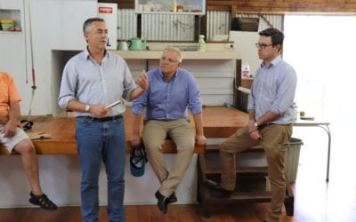 AGRICULTURE MINISTER BACK IN GIPPSLAND TO MEET FARMERS