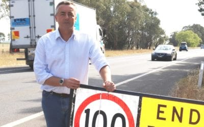 DISAPPOINTMENT AS VIC GOVT REFUSES TO BACK PRINCES HIGHWAY DUPLICATION