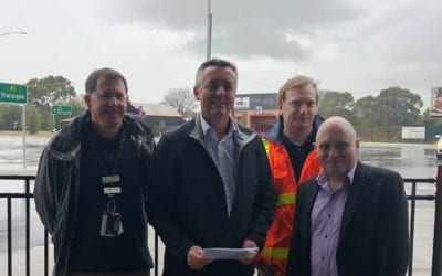 SAFER LOCAL ROADS SAVING LIVES ACROSS GIPPSLAND