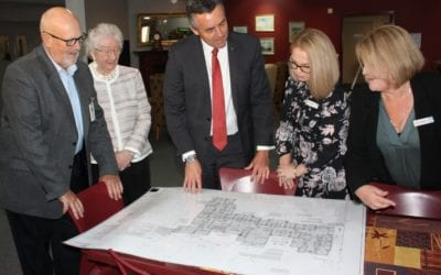 $3 MILLION TO UPGRADE AGED CARE IN TRARALGON AND SALE