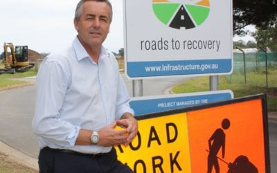 NEARLY $40 MILLION TO IMPROVE ROAD SAFETY IN GIPPSLAND