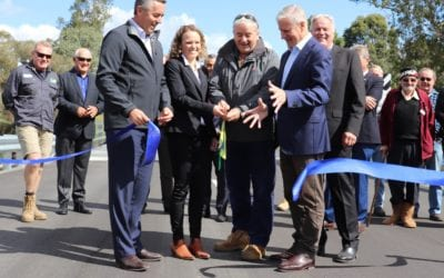 BRIDGE LINKS BAIRNSDALE INDUSTRIAL AND LIVESTOCK AREAS