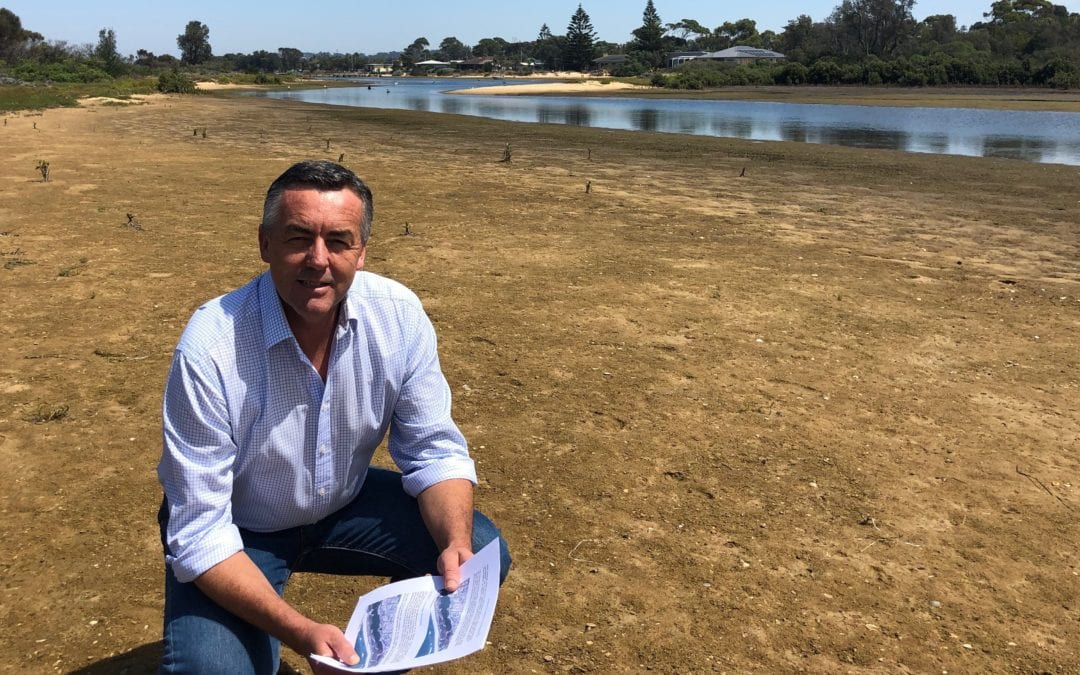 $50,000 TO KICK OFF BOARDWALK PROJECT IN LAKES ENTRANCE