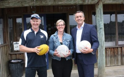 $33,000 TO HELP OUT VOLUNTEERS IN YARRAM DISTRICT