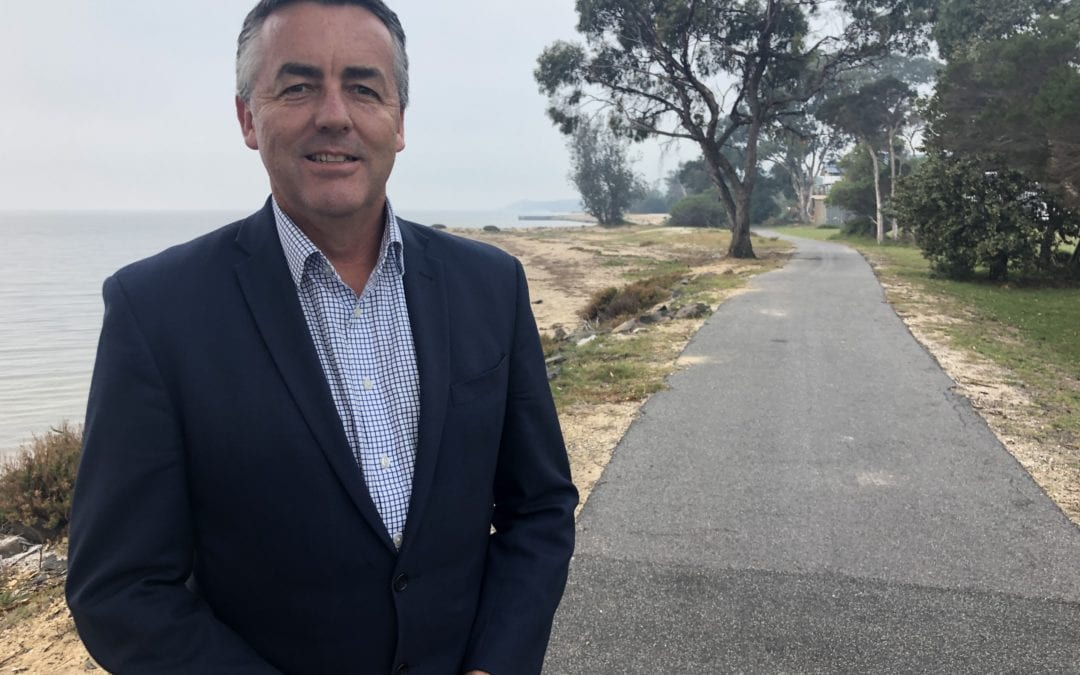 $100,000 FOR OUTDOOR FITNESS EQUIPMENT ALONG LOCH SPORT'S FORESHORE