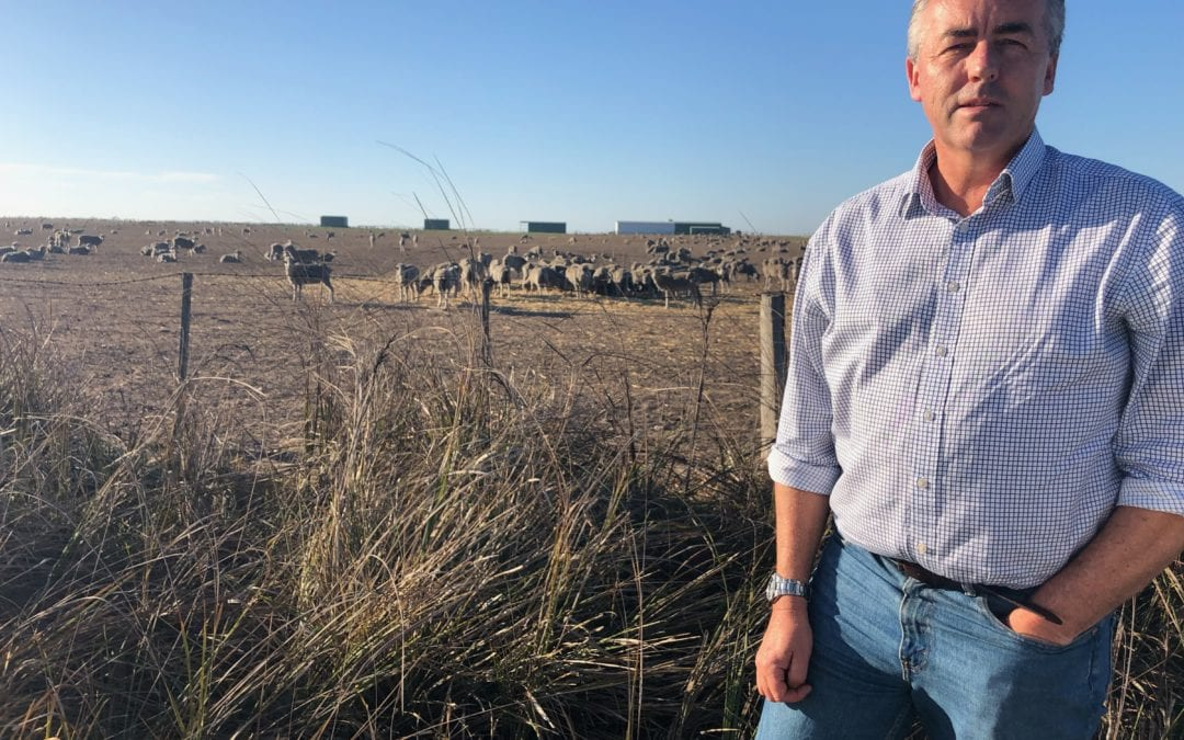 MORE HELP FOR FARMERS UNDER $57 MILLION DROUGHT PACKAGE