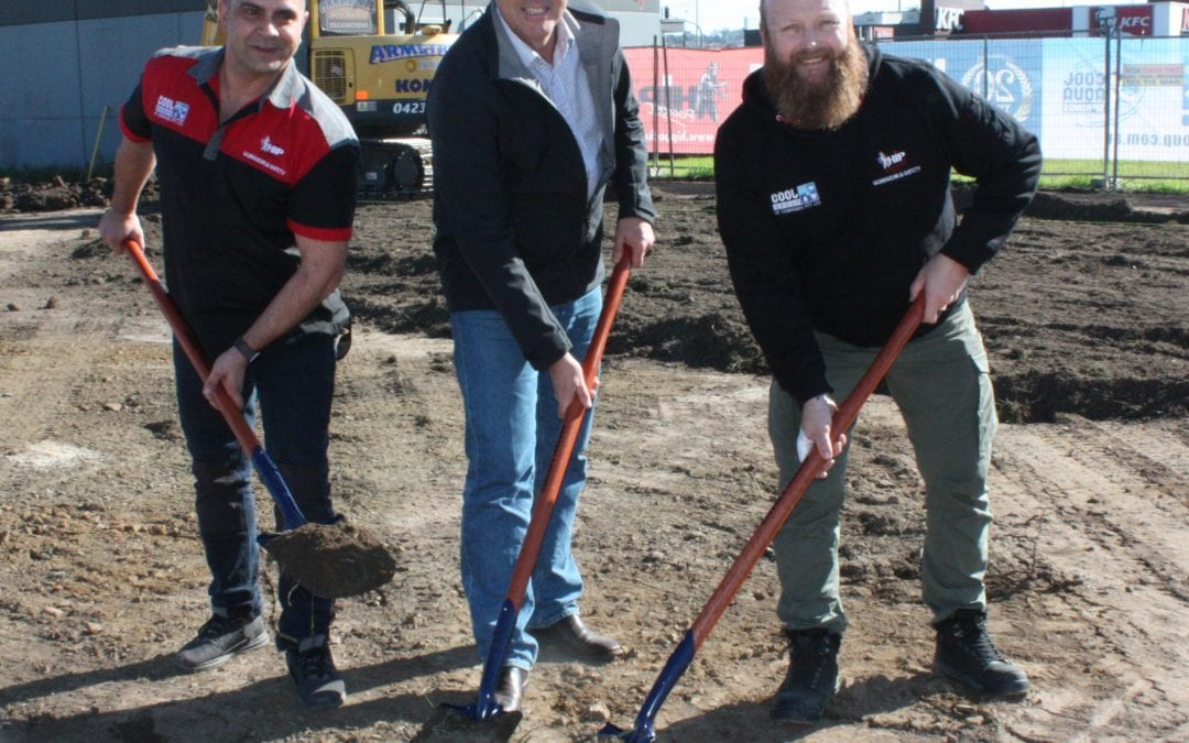 COOL GROUP'S $ $4.2 MILLION EXPANSION IN MORWELL