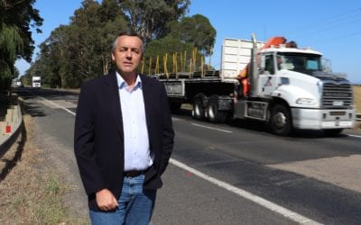 CHESTER URGES ANDREWS TO BACK MAJOR GIPPSLAND PROJECTS